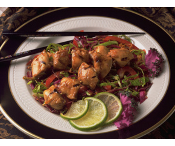 Рецепт                  Куриный шашлык