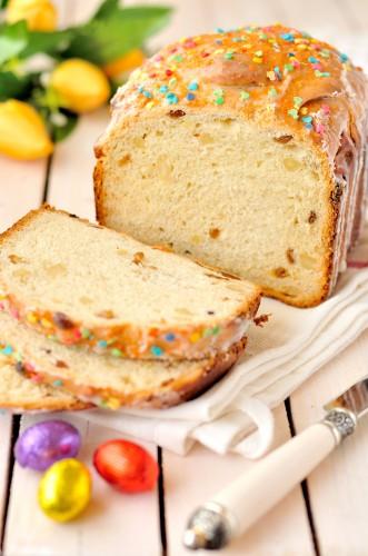 Рецепт                  Пасха 2015: Кулич в хлебопечке