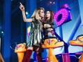Дочь певицы LOBODA устроила мини-концерт в аэропорту