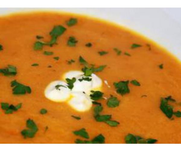 Рецепт                  Морковный суп-пюре