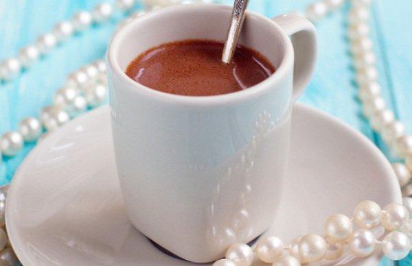 Рецепт                  Шоколадный глинтвейн с пряностями