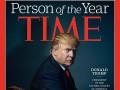Дональд Трамп стал Человеком года по версии Time