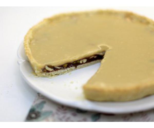 Рецепт                  Ореховый пирог