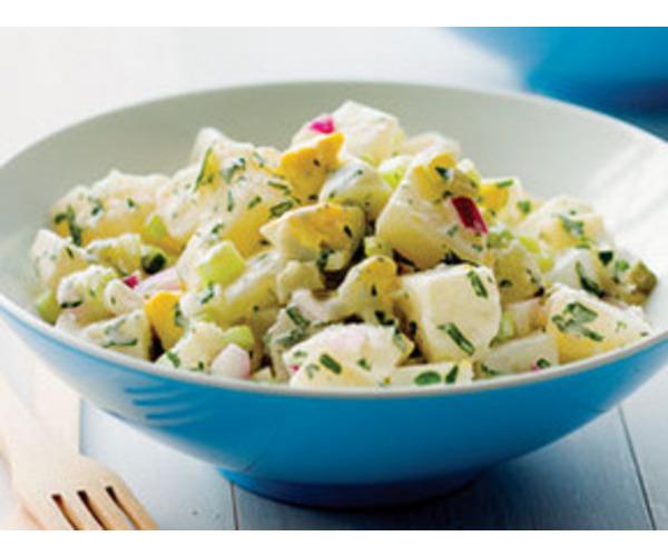Рецепт                  Американский салат