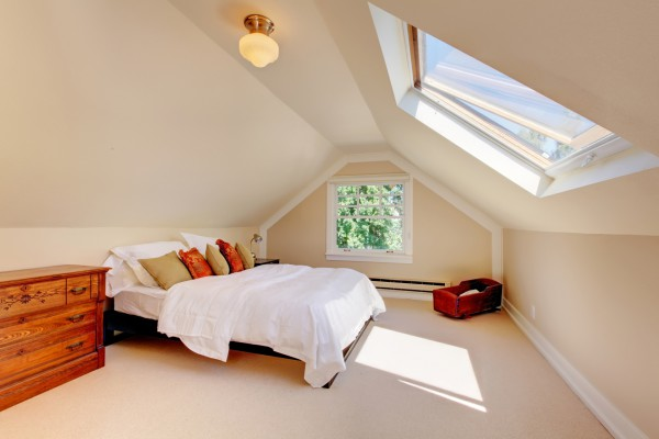 Как сделать второй этажа в спальне
