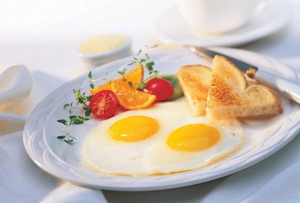 Рецепт                  Блюда из яиц: Правила этикета и подачи