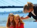Лидия Таран снялась в фотосессии с дочерью