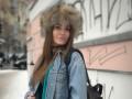 Слава Каминская показала, как выглядела в выпускном классе школы