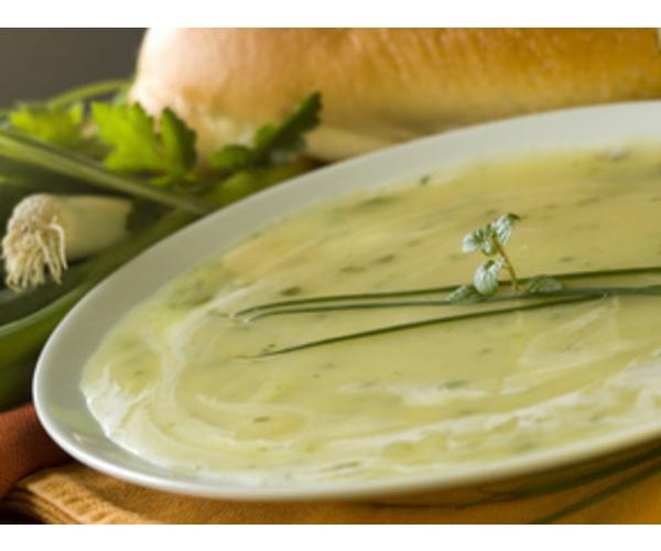 Рецепт                  Луковый крем- суп