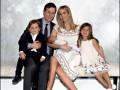 Иванка Трамп показала первое семейное фото в полном составе