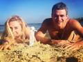 Тоня Матвиенко и Арсен Мирзоян повеселились на отдыхе в Египте