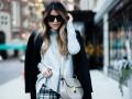 Пять стильных идей для образа со свитерами