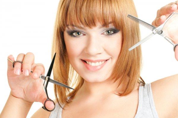 Как можно подстричь длинные волосы - 6