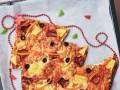 Как приготовить пиццу в виде елки на Новый год