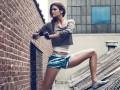 В чем заниматься спортом: 3 модных образа