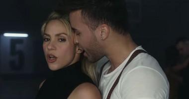 Шакира выпустила страстный клип на песню Deja Vu
