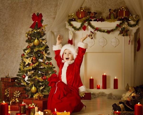 Что подарить на новый год своему ребенку