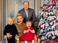 Князь Альбер II и княгиня Шарлен поздравили жителей Монако с Рождеством