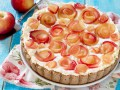 Как приготовить пирог с яблочными розочками
