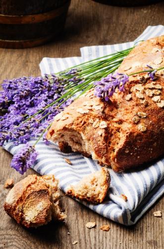 Рецепт                  Домашний хлеб из овсяной муки