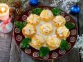 Салаты на Новый год: ТОП-5 рецептов в корзинках