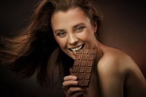 Плитка шоколада поднимет настроение