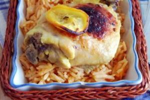 Рис - лучший гарнир к этому блюду