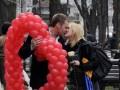 Медики: В День святого Валентина нужно избегать поцелуев