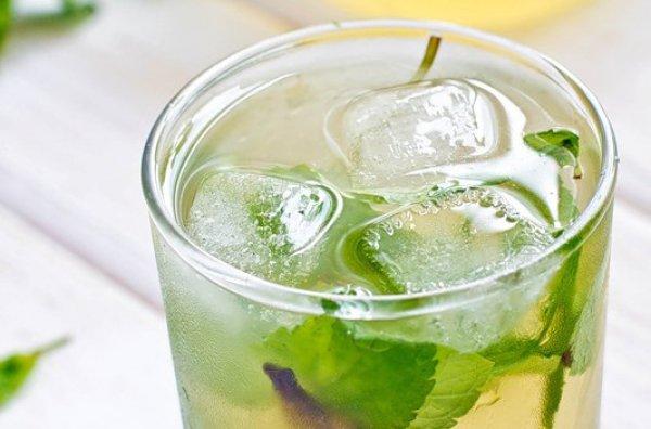 Рецепт                  Ванильный лимонад