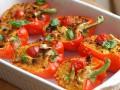 Фаршированный перец по-итальянски