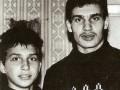Фото молодых братьев Кличко попало в Сеть