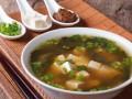 Рецепт: Мисо суп