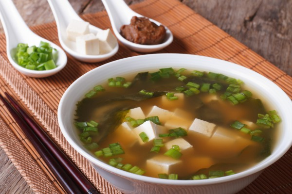 Рецепт                  Рецепт: Мисо суп