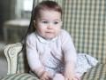 В Сеть попали снимки полугодовалой принцессы Шарлотты
