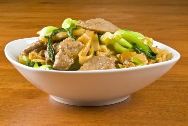 Рецепт                  Китайский Новый год 2015: Жареная говядина с имбирем