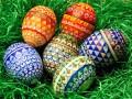 Пасхальные яйца: 20 идей с орнаментом