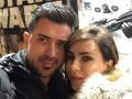 Ани Лорак с мужем отметили Новый год в Париже