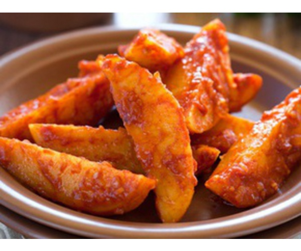 Рецепт                  Картофельный гуляш