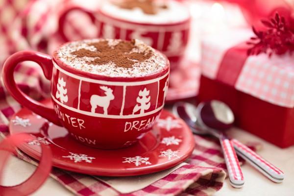 Рецепт                  Домашний горячий шоколад: Рецепт