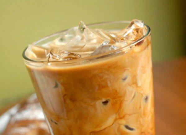 Рецепт                  Кофейный коктейль с молоком