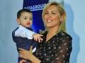 Открытие UFW: Клочкова, Ефросинина и Подкопаева пришли с детьми