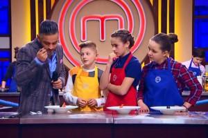 МастерШеф Діти 2 сезон онлайн: в тринадцатом выпуске был кулинарный ринг