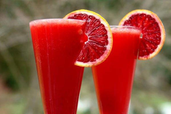 Рецепт                  Романтический коктейль с красным апельсином