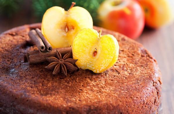 Рецепт                  Великий пост 2015: Яблочный пирог в мультиварке