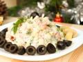 Новогодние салаты: ТОП-10 рецептов