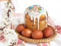Пасхальный кулич с цукатами и изюмом от Юлии Высоцкой