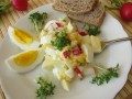Как приготовить весенний салат из редиса