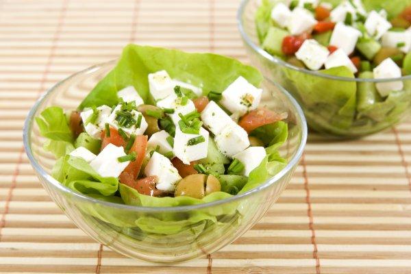 Летние салаты: ТОП-5 рецептов в жаркую погоду