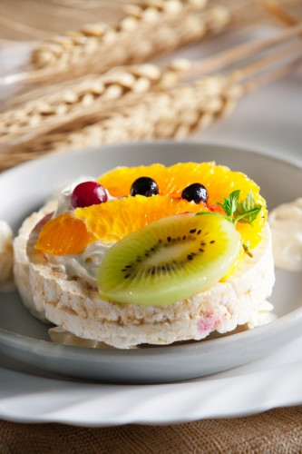 Рецепт                  Сладкие бутерброды с фруктами