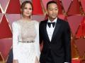 Оскар 2017: супруга Джона Ледженда уснула во время церемонии
